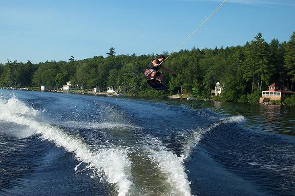 floater 180 on wakeboard