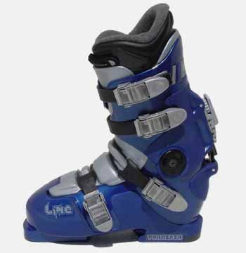 Line Ski boot