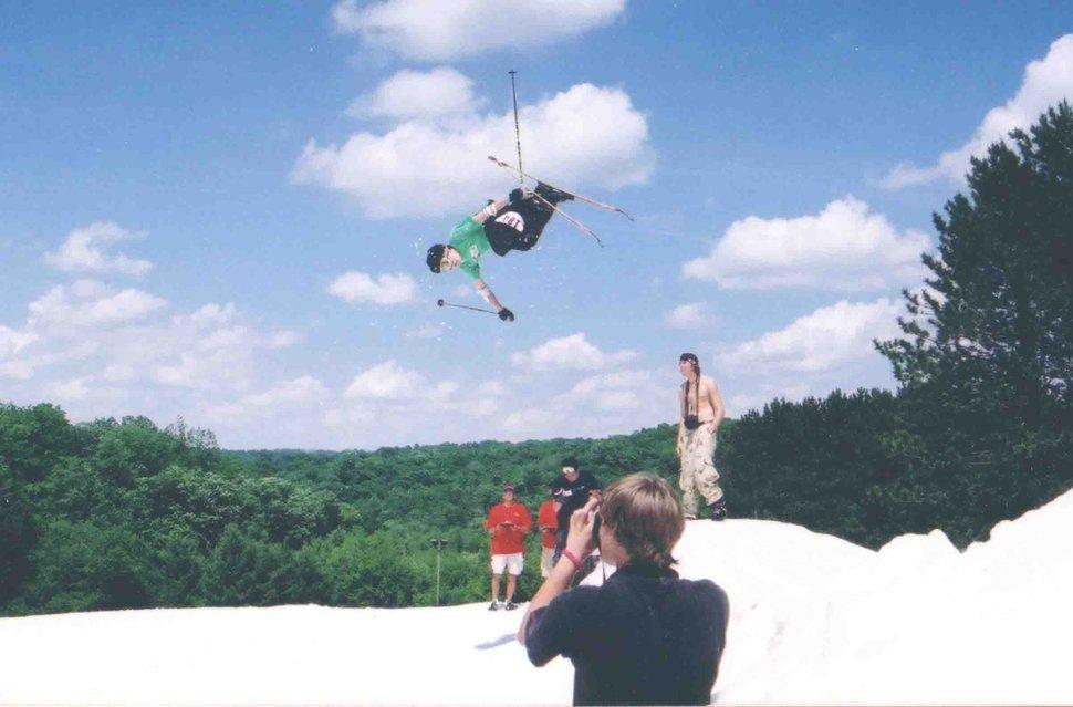 Summer Snowfest- Flippy Spinny thing