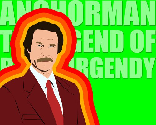 The Legend Of Ron Burgendy