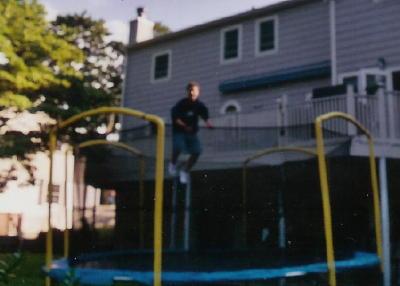 jump off deck