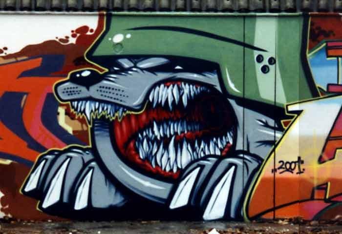 Sweet Graffiti