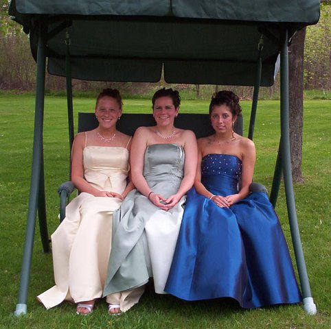 us before prom, I'm in the blue (I think this one was posted before)