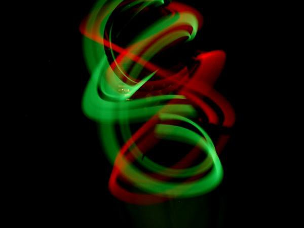 Glow StiX dipped in XTC