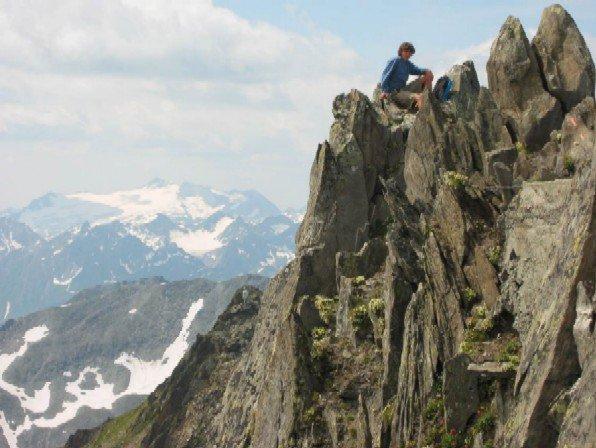Swill Alps Jagged Peak