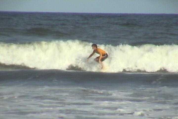 some surfin
