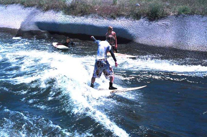 Surfing TURFING