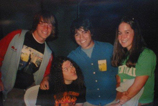 we met <b>Weird Al</b>