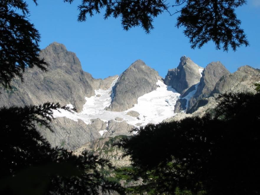 Three Fingers Mountain