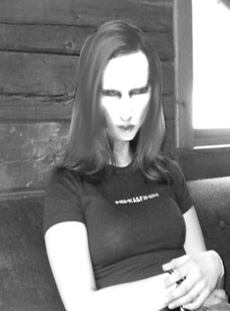 jmy friends girl friend looks like manson