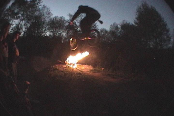 Jumpin Fire