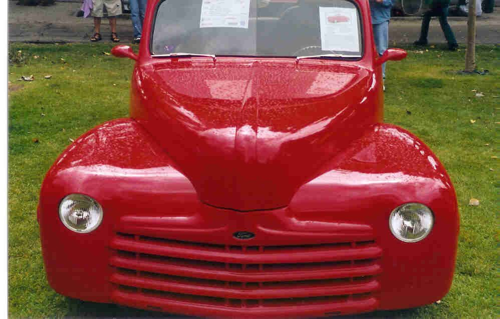 1940s Ford pickup