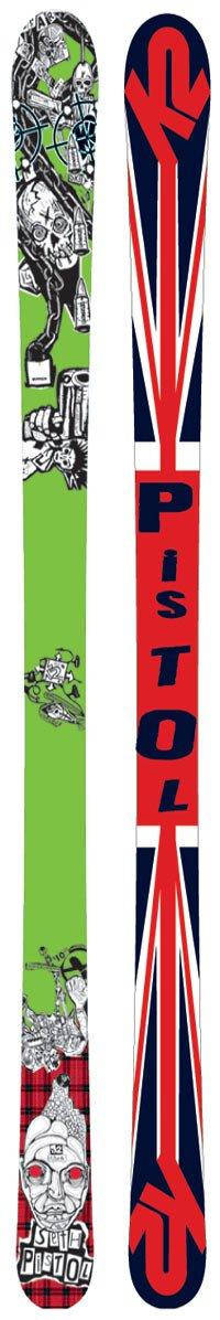Seth Pistol 04/05 (189) by K2 For Jibberish