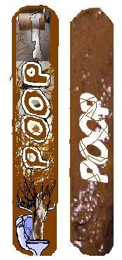 poop skis