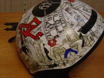 my helmet right side