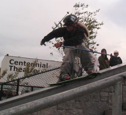 september sessions rail jam