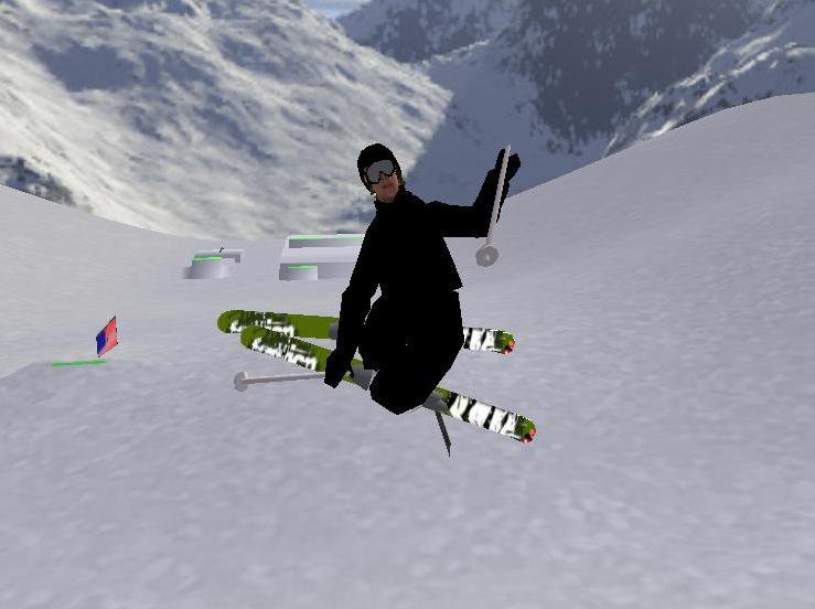 faction skis in jibberish