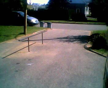 my new rails.....for summer and winter
