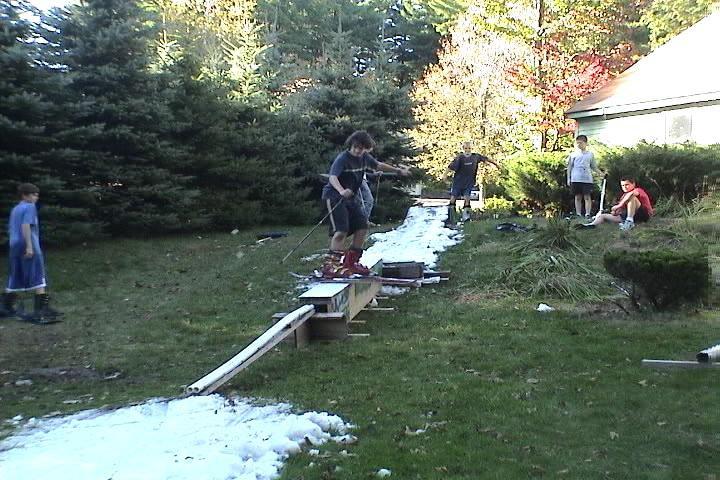 summer rail setup 2