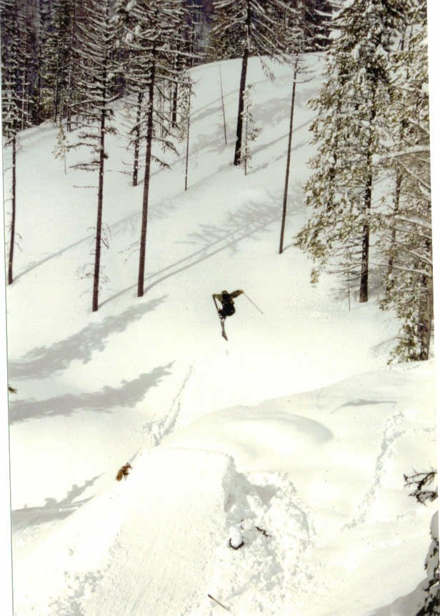 3 tail  backcountry steez
