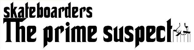 prime suspect godfather logo