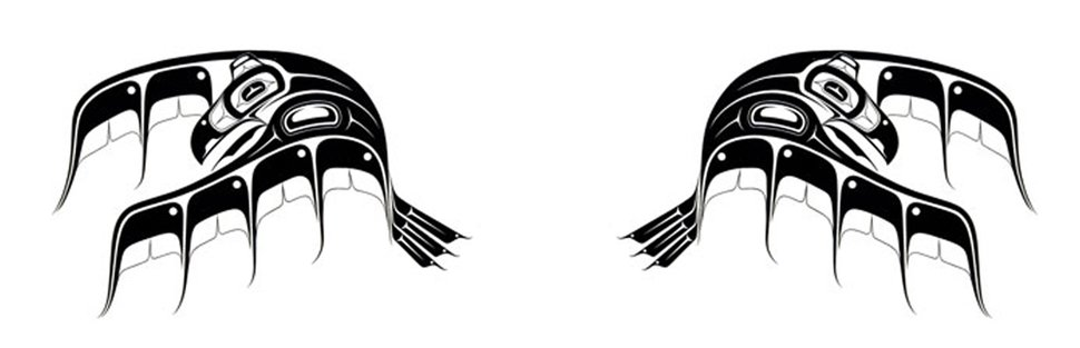 Haida Raven Tattoo im getting