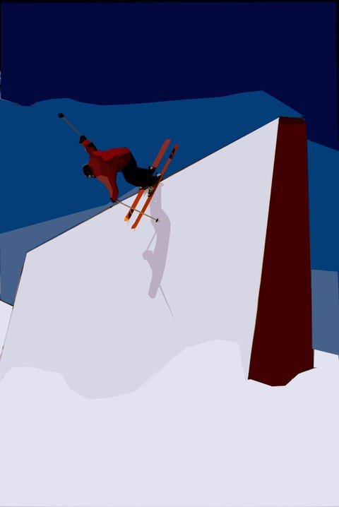 Iannick wallride vector (my first vector)