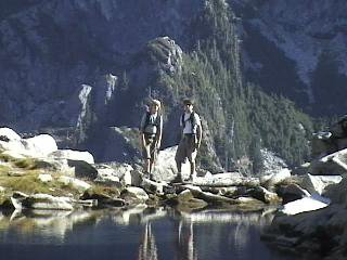 The Hikers