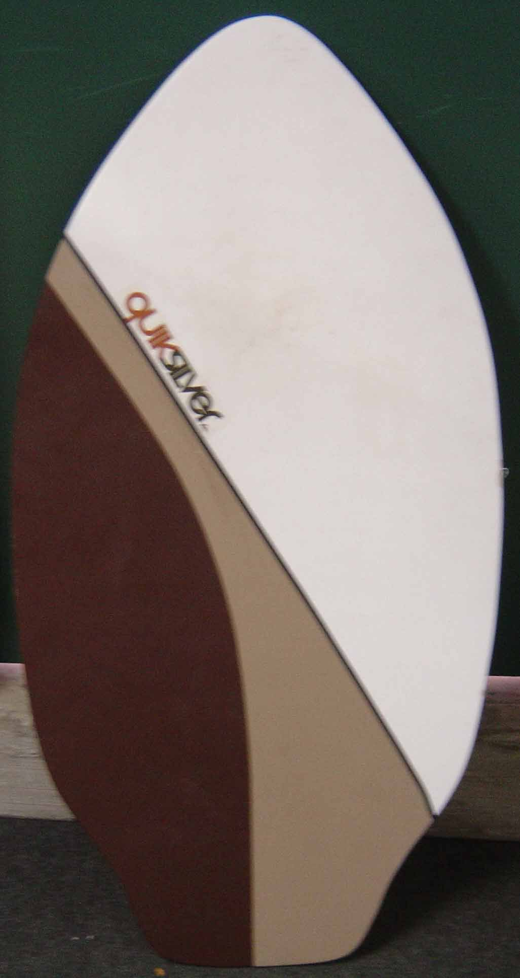My skimboard... totally airbrushed