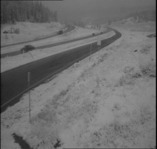 Vail Pass this morning (10/6/2004)