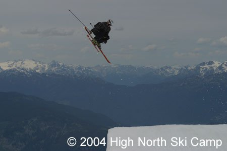 high north booter, 720 tail