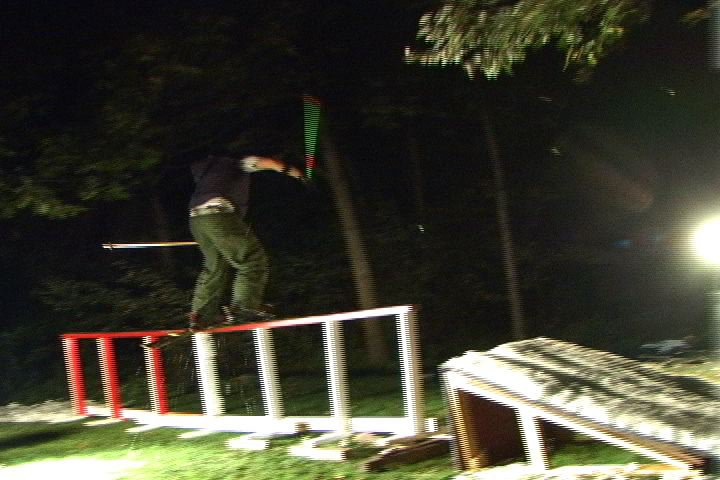 Rail session october 8th-video soon