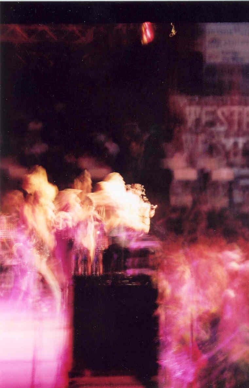 Kutless in concert..