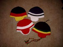 Some hats that i made