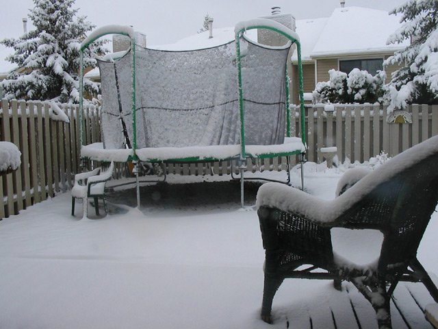 more snow, its supposed to snow all weekend