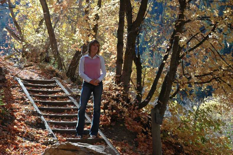 Fall color and model
