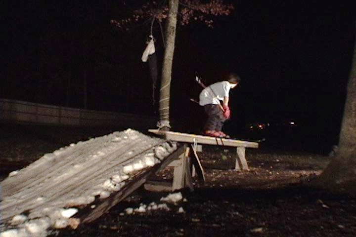Nick on Flat rail