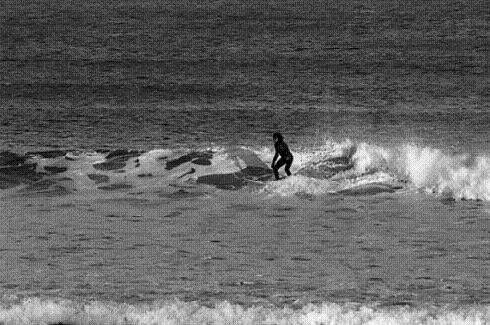 surfing in october