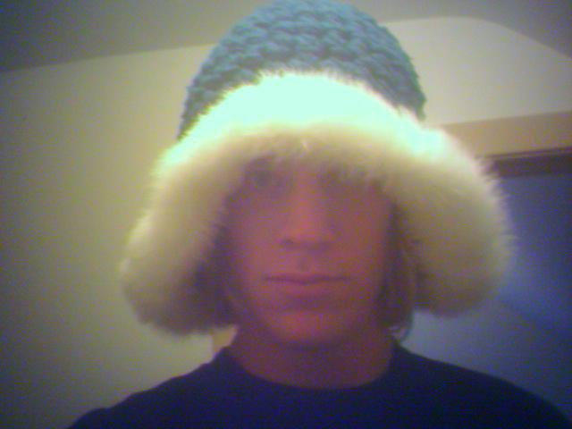 wiener made a PIMP hat