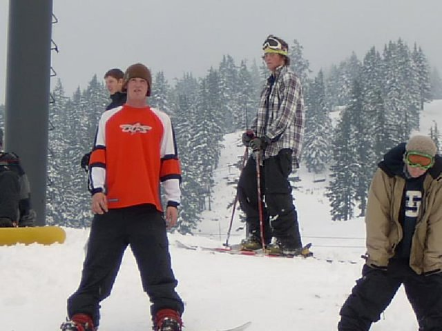 snowboarders what?