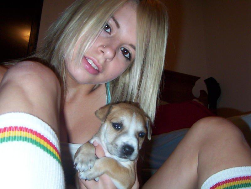 badass pup