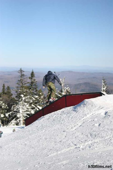 Killington flat-down 11/14