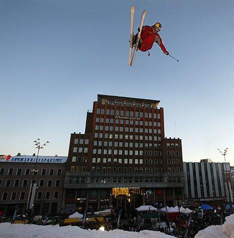 Jon Olsson at Air We Go in Oslo