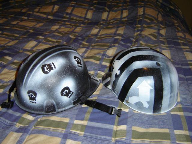 dif view o helmets