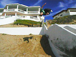 Mysty 5 15ft Ledge in Mexico
