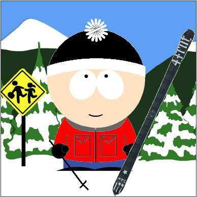 me as a skier