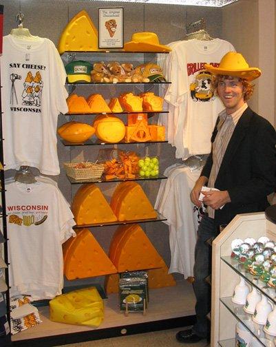 Really Cheesy