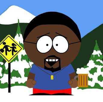 I'm on the southpark bandwagon