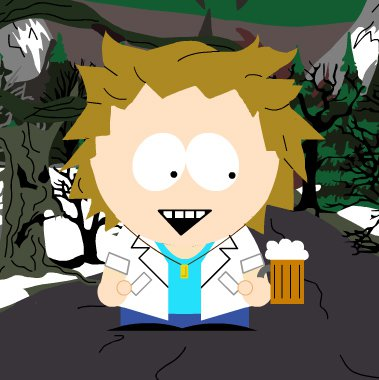 For create a South Park character thread.