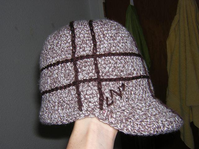 for thread, coolest hat ever.
